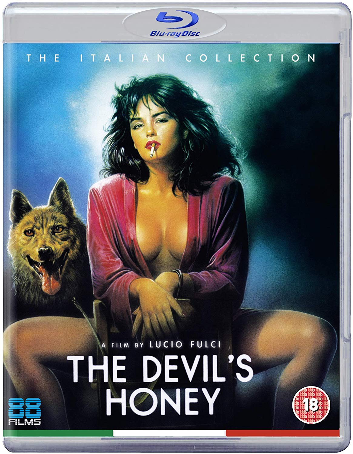The Devil's Honey UK Blu-Ray