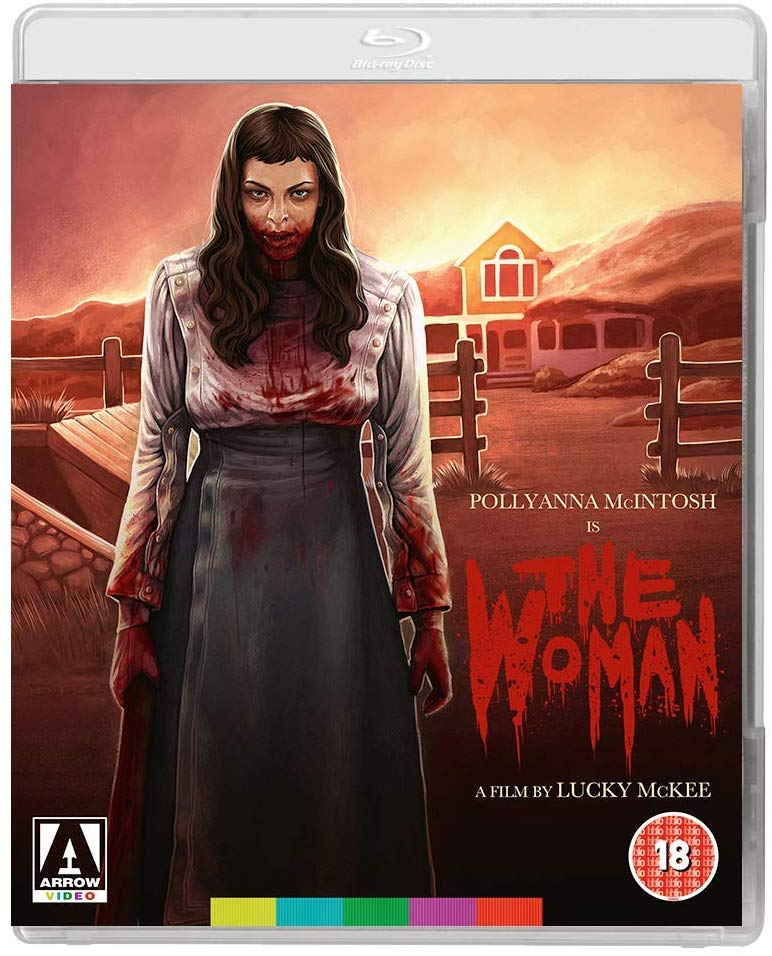 The Woman Arrow Video UK Blu-Ray