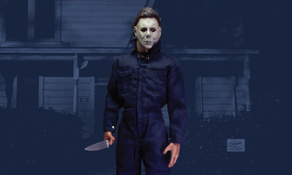 "Trick or Treat Studios to Unleash 12"" Action Figure of Michael Myers from 'Halloween' 1978"