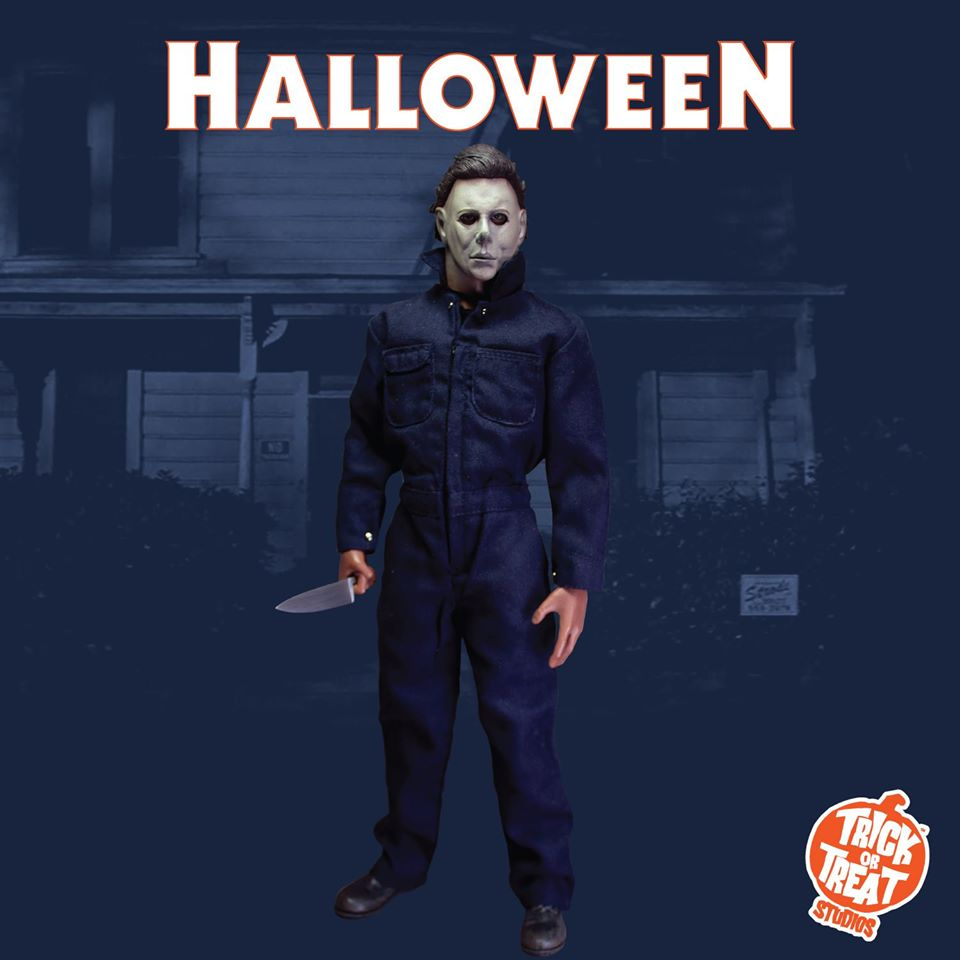 Trick or Treat Studios Michael Myers Figure 1