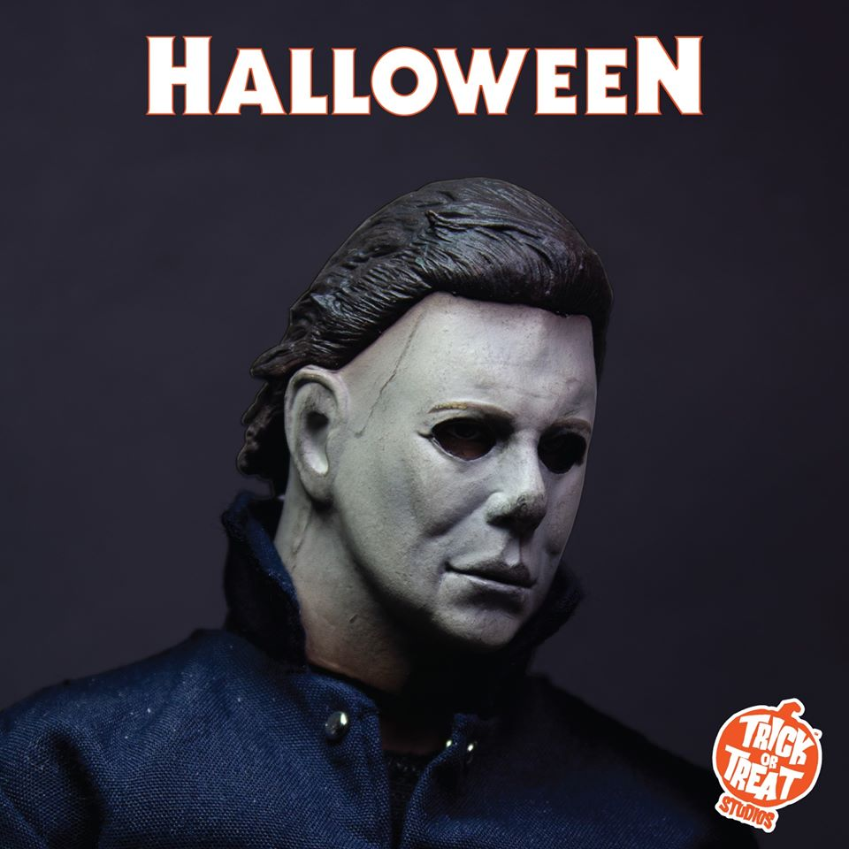 Trick or Treat Studios Michael Myers Figure 2