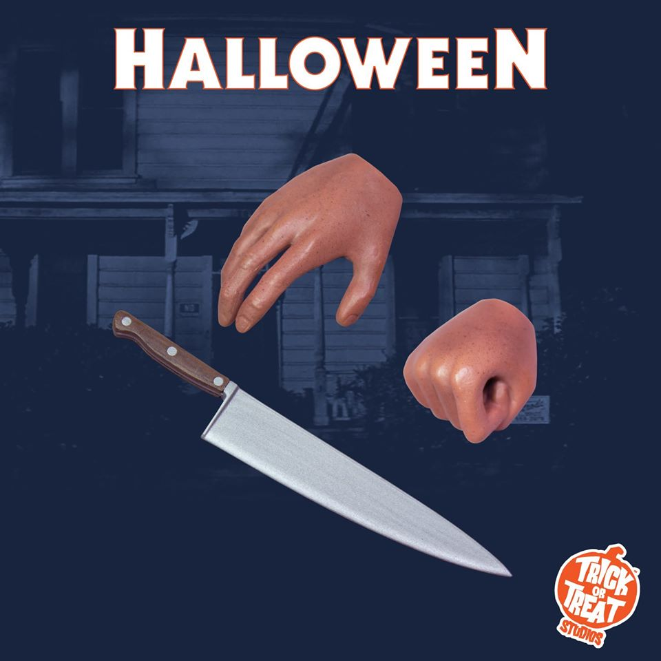 Trick or Treat Studios Michael Myers Figure 4