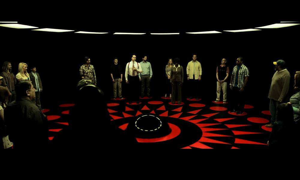 [The Haunted Heart Podcast] Netflix and Kill: Kenny and Katie Discuss Sci-Fi Horror 'Circle'