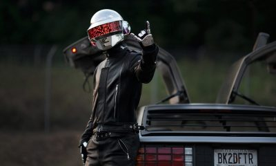 Daft Punk on Board to Score Dario Argento's New Giallo 'Black Glasses' Starring Asia Argento!