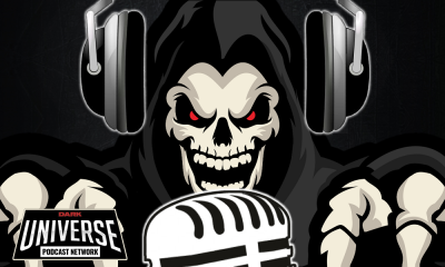 Dark Universe: Horror Database Podcast Network Has Officially Launched!