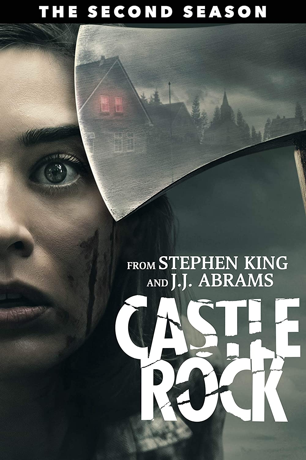 Stephen King Castle Rock Season Two UK Blu-Ray