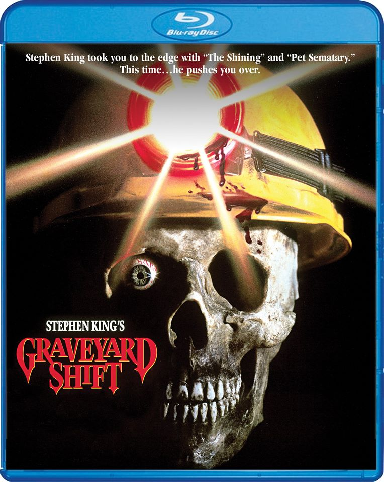 Stephen King's Graveyard Shift Scream Factory US Blu-Ray