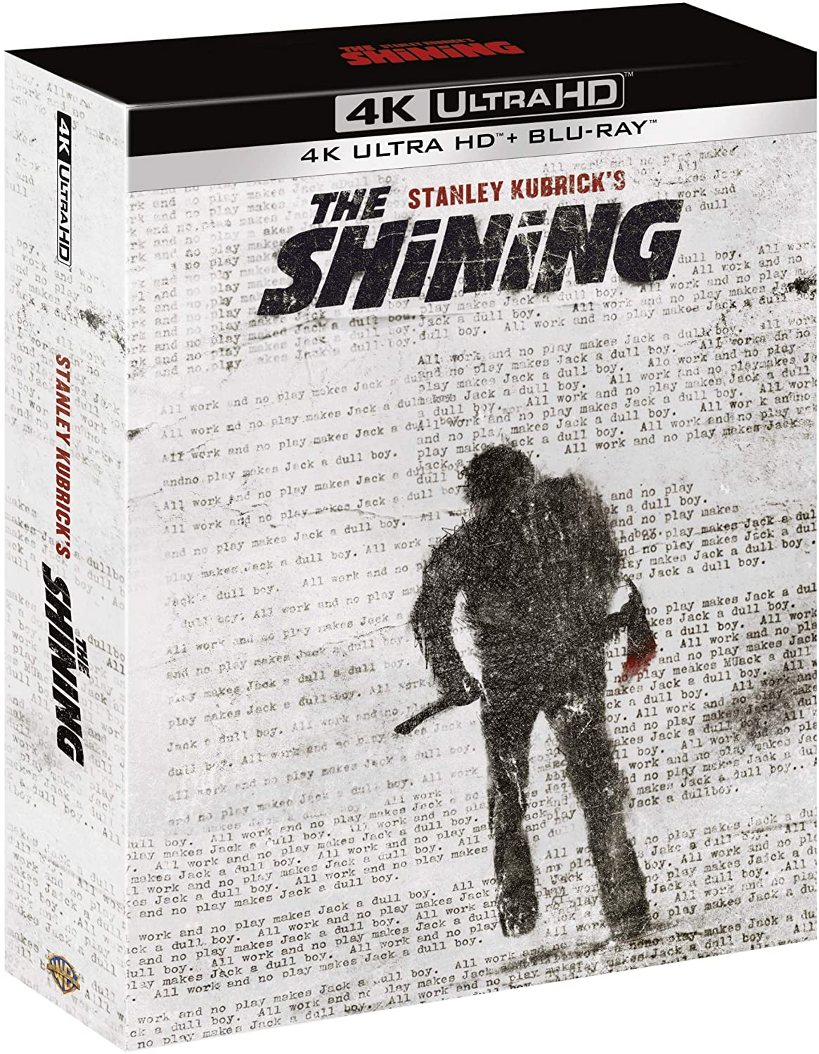 The Shining 40th Anniversary Special Edition UK 4K Ultra HD Blu-Ray 2020