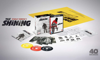 'The Shining' Getting 40th Anniversary Special Edition Blu-Ray in the UK from Warner Bros