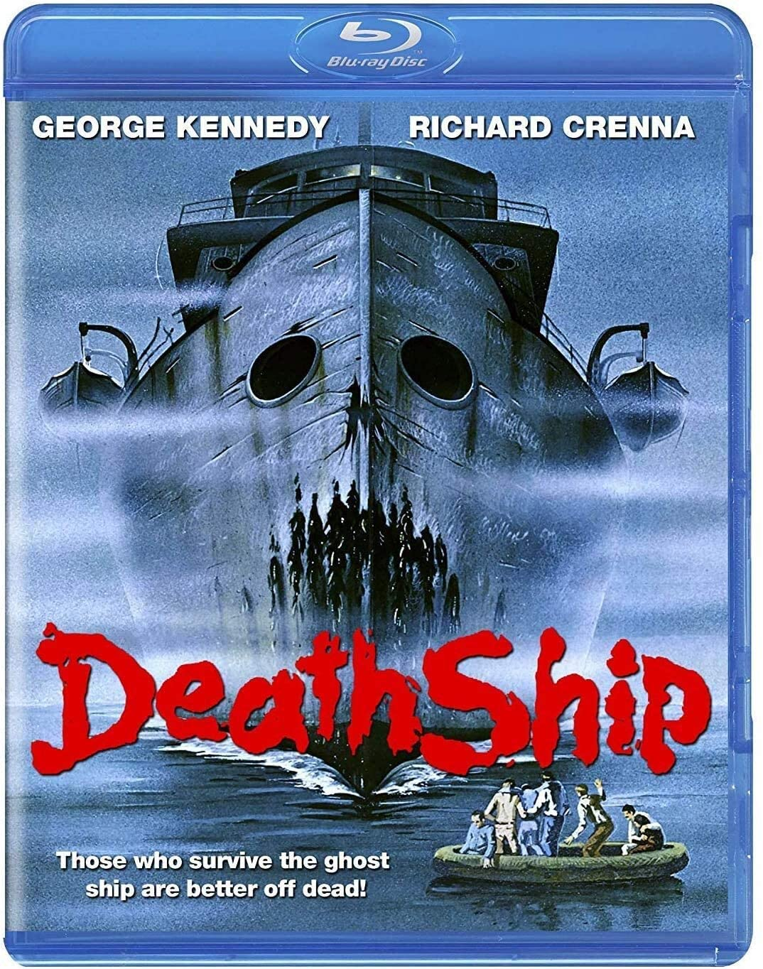 Death Ship Special Edition UK Blu-Ray