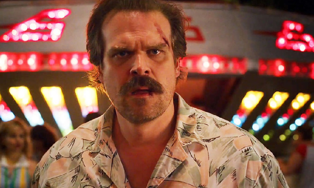 "David Harbour Teases ""Huge"" Backstory Reveal for Hopper in ""Stranger Things"" Season 4"