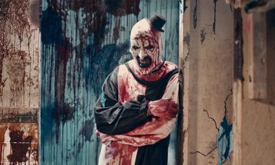 First Official Still from 'Terrifier 2' Shows a Bloody Art the Clown