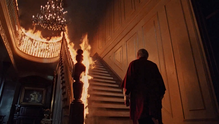 The Changeling (1980) Fire