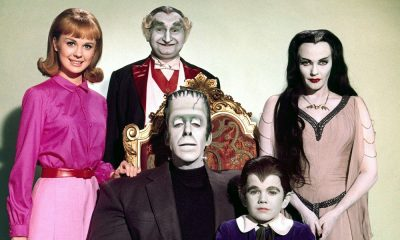 "Bruce Markusen Remembers ""The Munsters"" TV Show 50 Years Later"