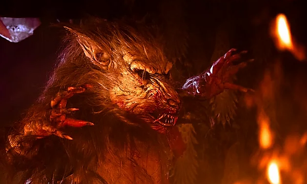 Practical Effects-Driven 'A Werewolf in England' Bites Onto DVD in the UK This September