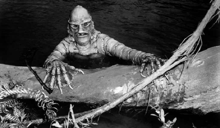The Creature From The Black Lagoon, AKA The Gillman (1954)