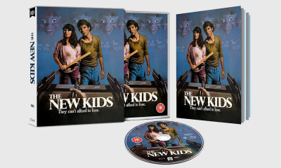 Sean S. Cunningham's 'The New Kids' Getting Limited Edition Blu-Ray in the UK This June
