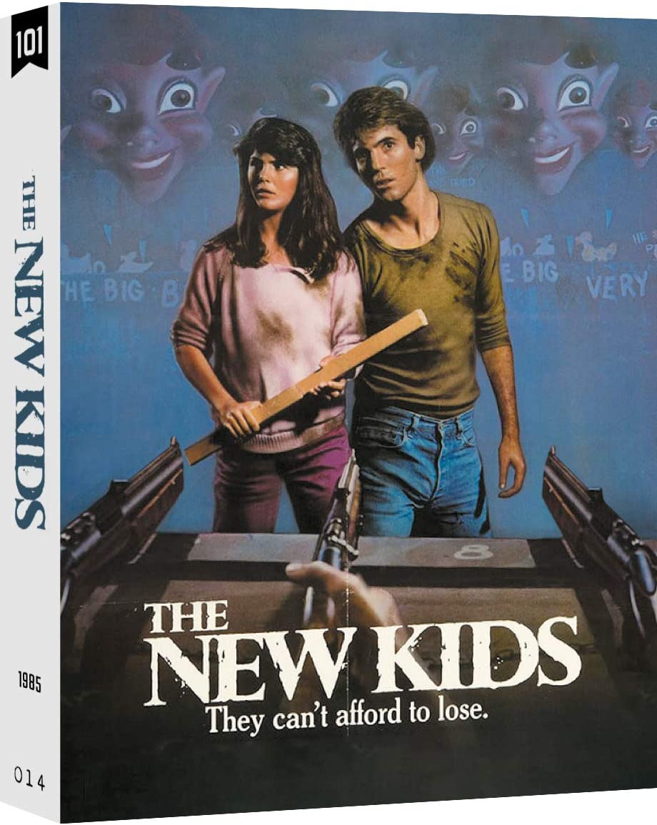 The New Kids Limited Edition UK Blu-Ray