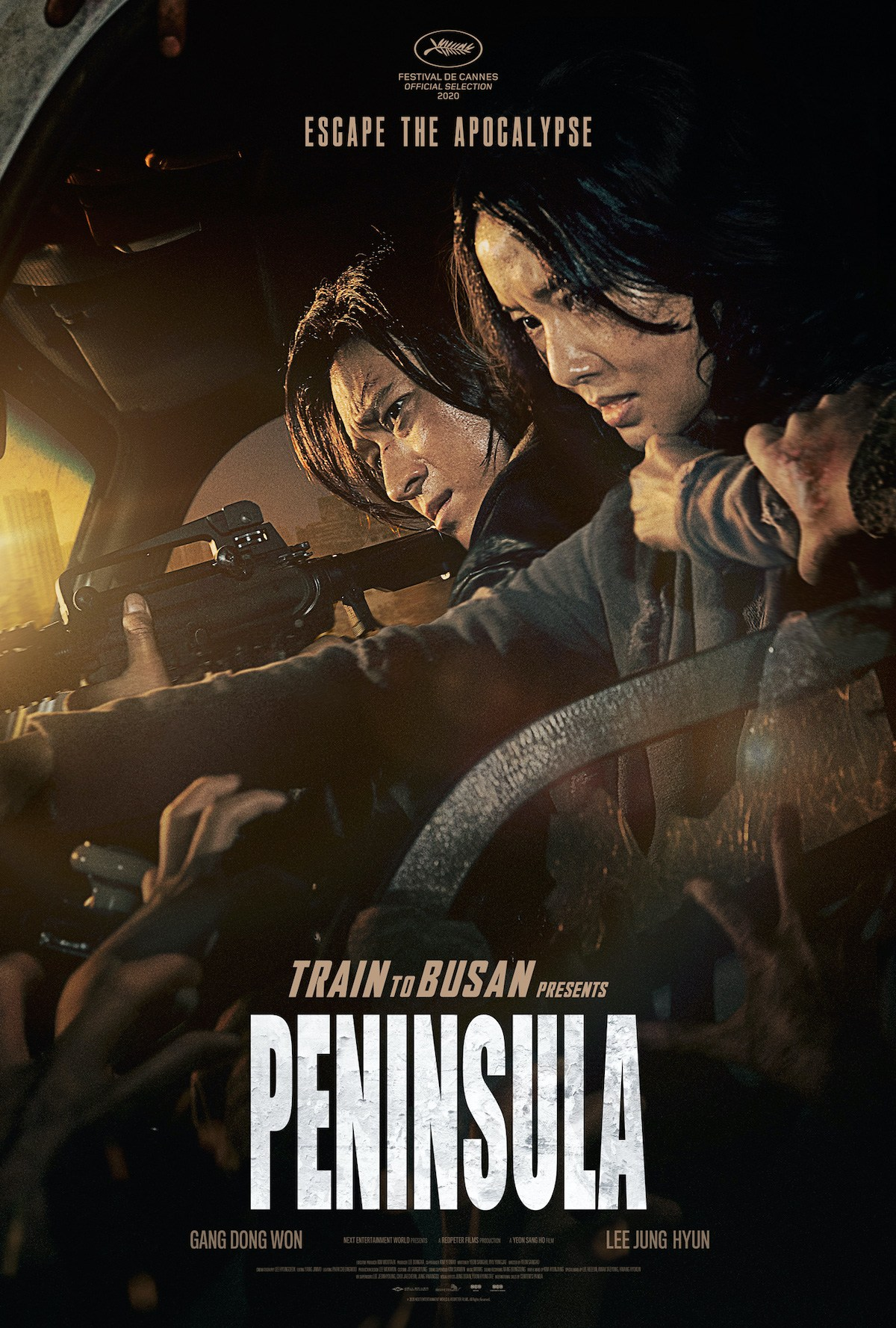 Train to Busan Presents Peninsula Poster 2