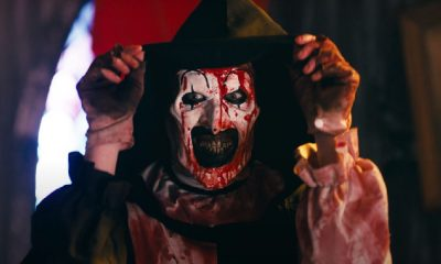[Video] Art the Clown is Back in Bloody First Teaser Trailer for 'Terrifier 2'