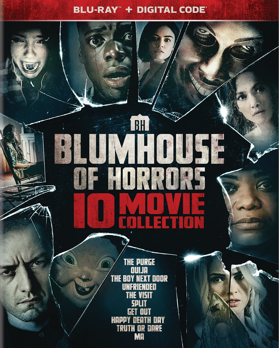 Blumhouse Of Horror Blu-Ray