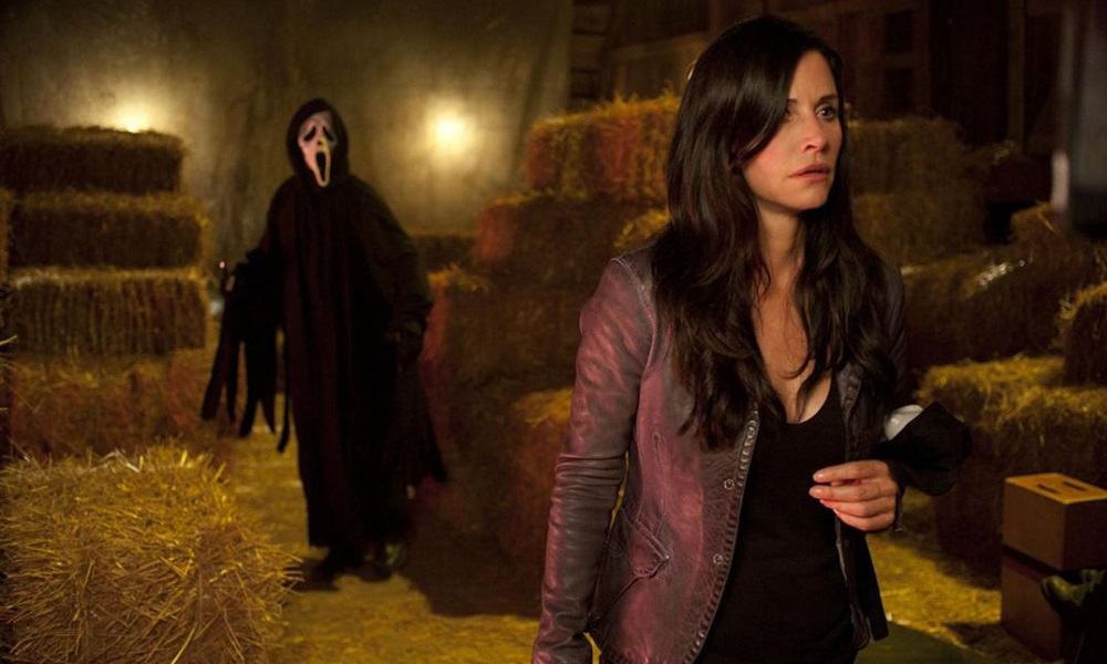 Courteney Cox Will Reprise Her Role as Gale Weathers in 'Scream 5'