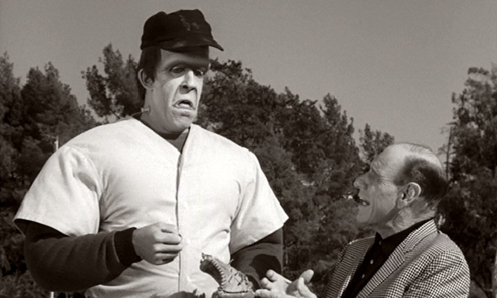 """When """"The Munsters"""" Crossed Paths With Baseball: Bruce Markusen Looks Back at the (1965) Episode """"Herman the Rookie"""""""