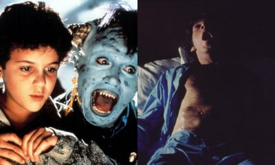Vestron Video Shares Special Feature Details for 'Little Monsters' and 'Shivers' Blu-Rays