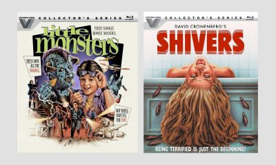 'Little Monsters' and David Cronenberg's 'Shivers' Getting Vestron Video Collector's Series Blu-Rays