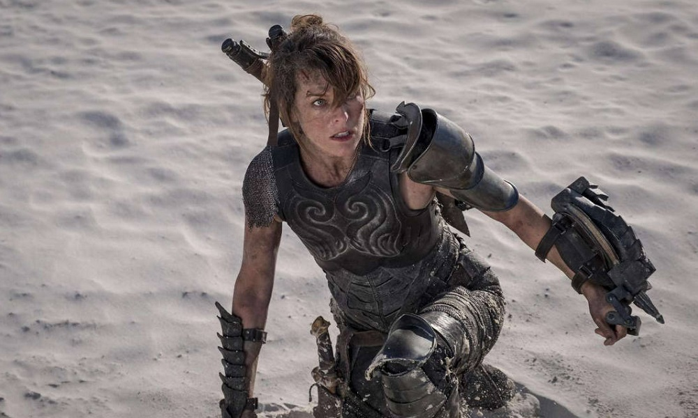 Milla Jovovich-Starring 'Monster Hunter' Release Date Moved Back to 2021