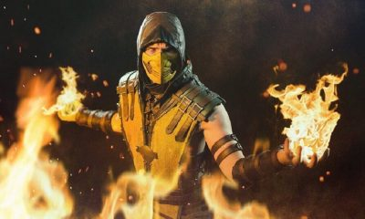 "'Mortal Kombat' Reboot Fatalities Made Actor Lewis Tan Feel ""Sick"" on Set!"