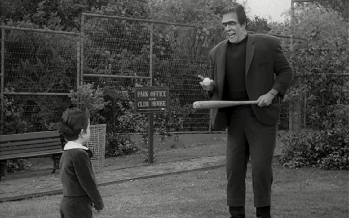 The Munsters Herman the Rookie 3