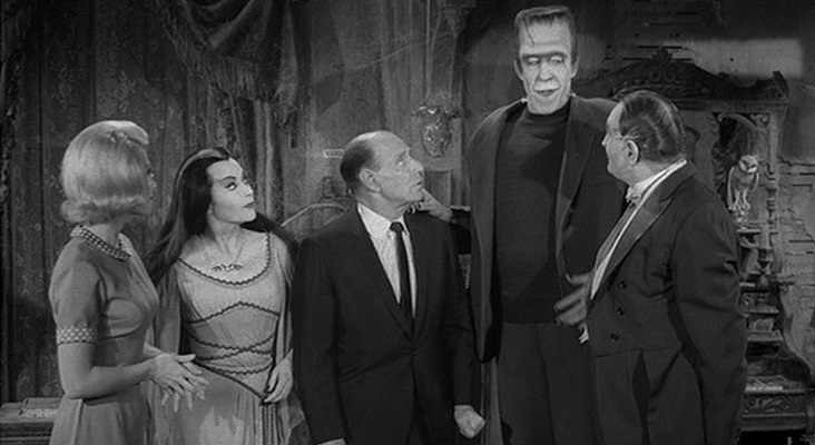 The Munsters Herman the Rookie 4