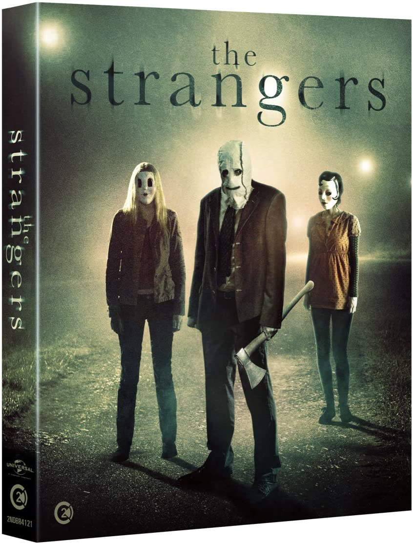 The Strangers Limited Edition UK Blu-Ray