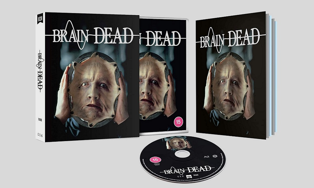 101 Films Releasing 'Brain Dead' on Blu-Ray for the First Time in the UK This September