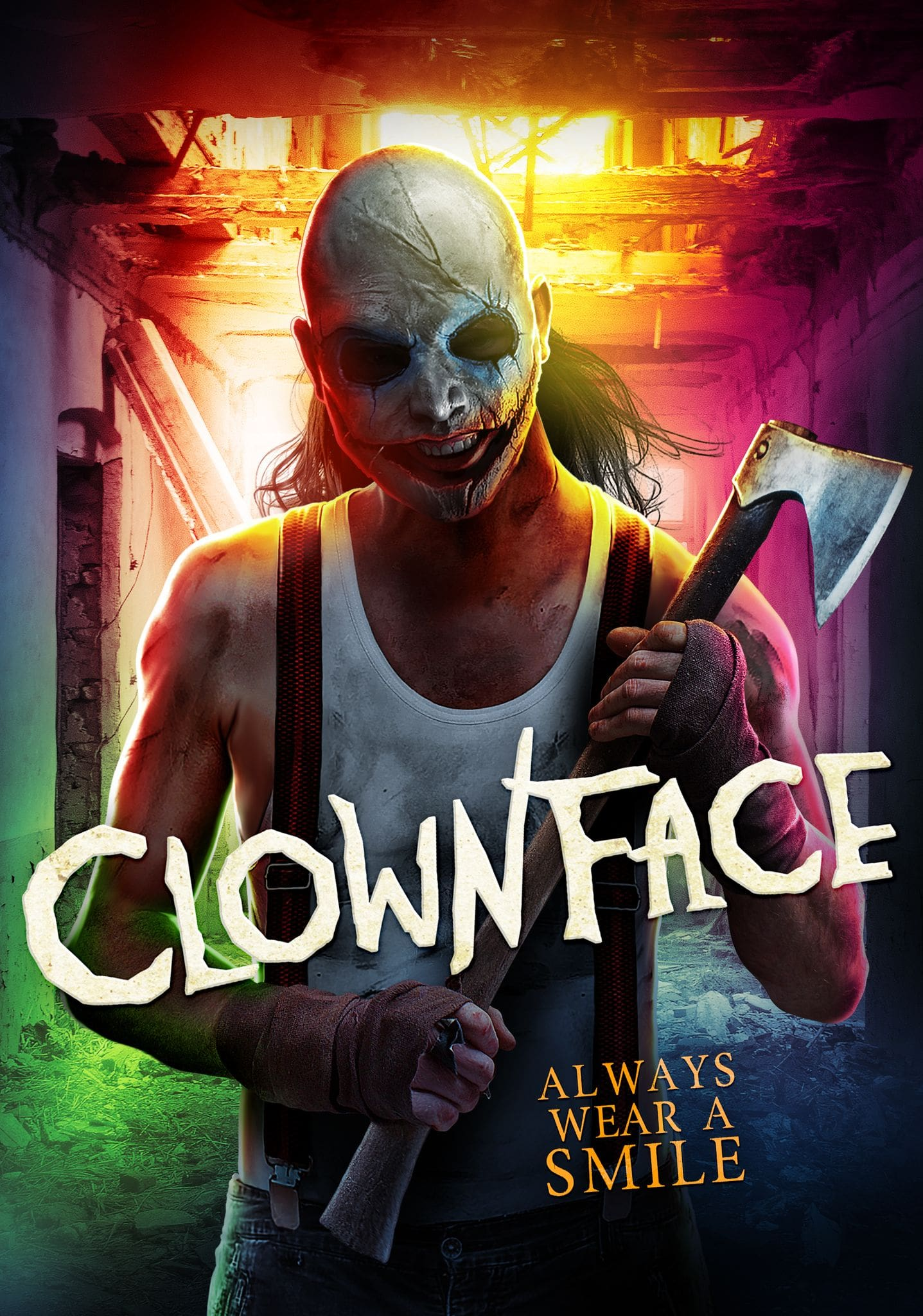 Clownface Poster