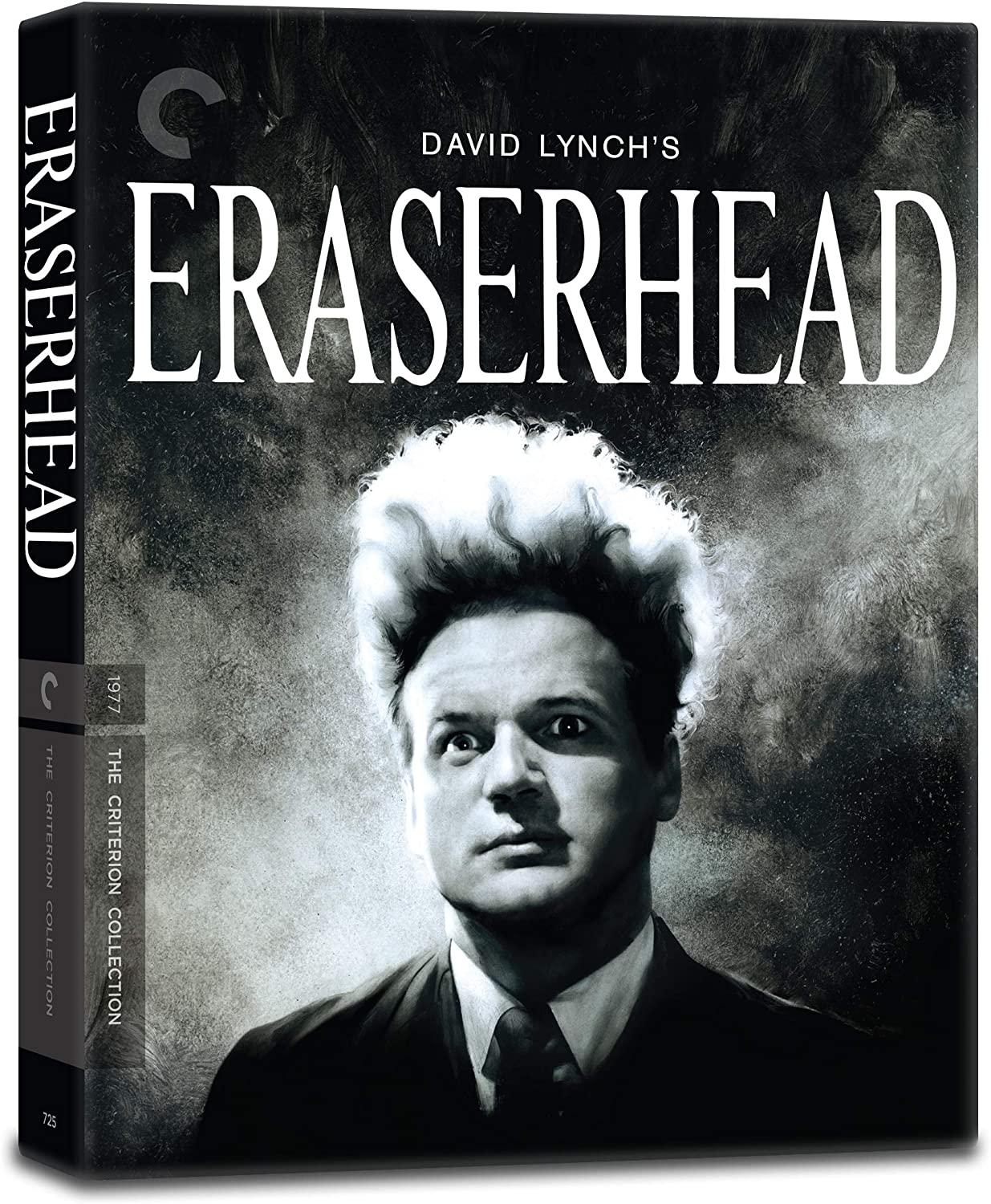 Eraserhead UK Criterion Blu-Ray