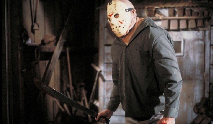 Friday the 13th Part III Jason Creeping