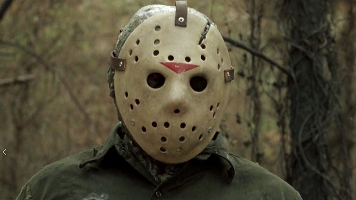 Friday the 13th Part VI Jason Lives Hockey Mask