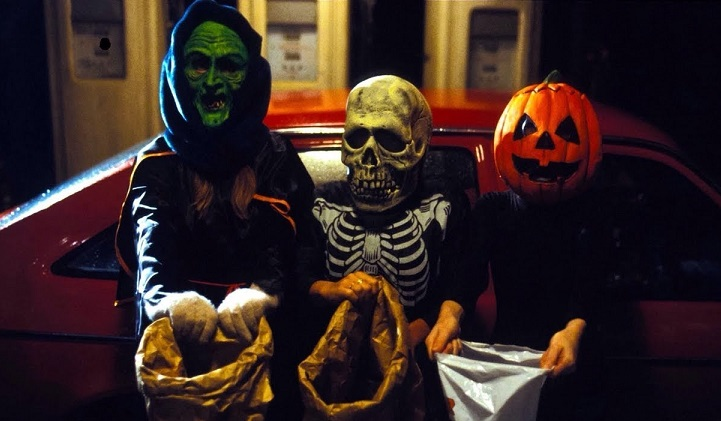 Halloween III: Season of the Witch Masks