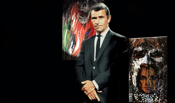 Night Gallery Rod Serling