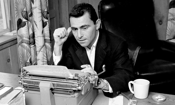 Rod Serling Writing