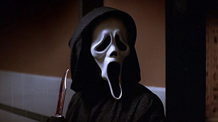 Scream 1996 Ghostface Mask