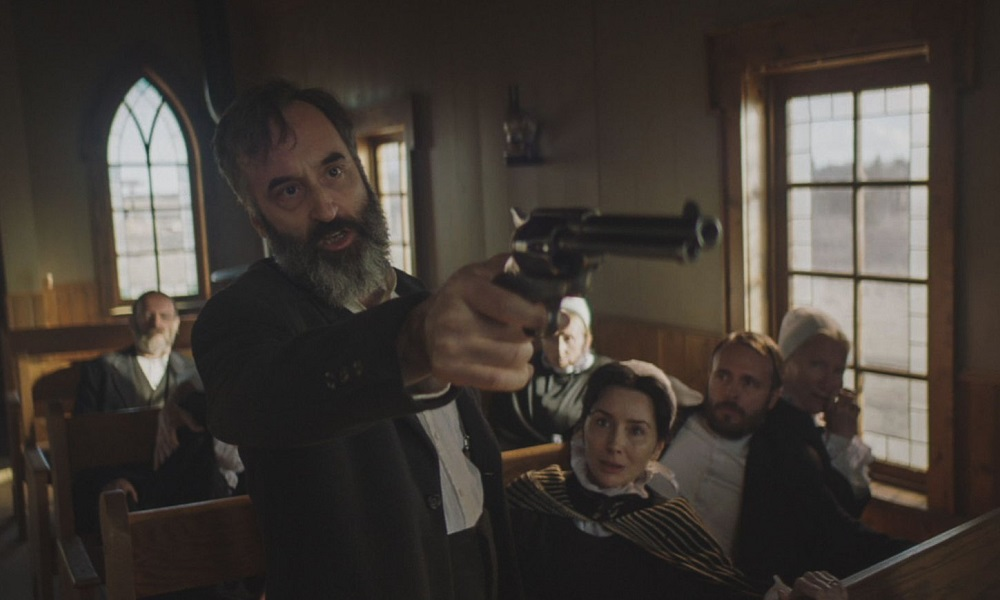 Review: 'The Curse of Audrey Earnshaw' Screens at The Fantasia International Film Festival