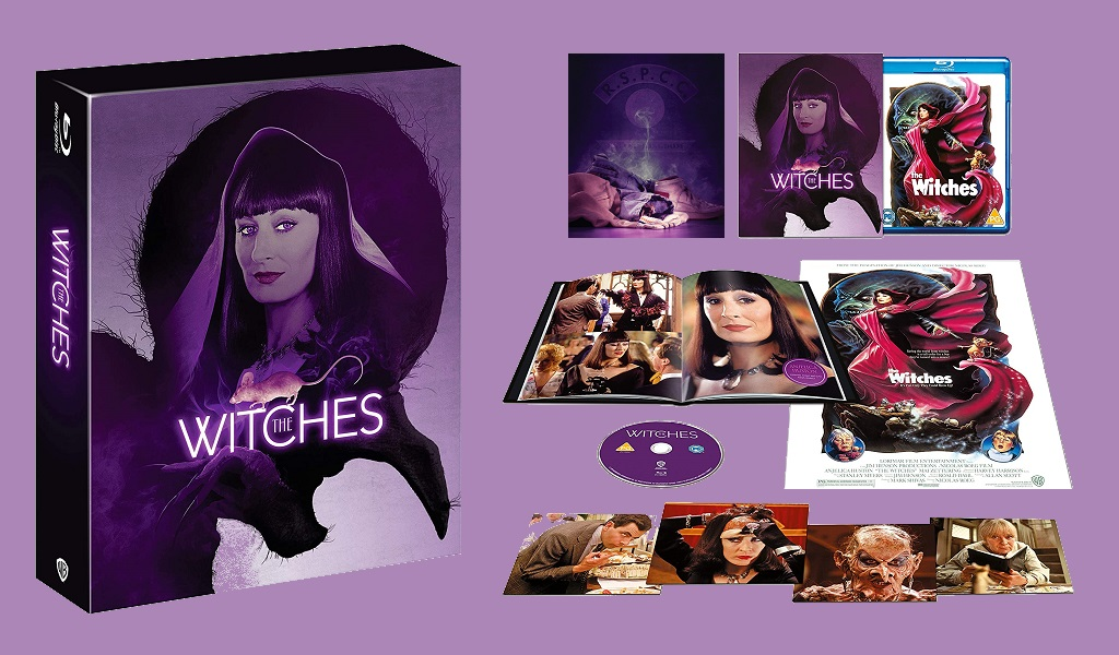 'The Witches' Getting 30th Anniversary Collector's Edition Blu-Ray in the UK This October