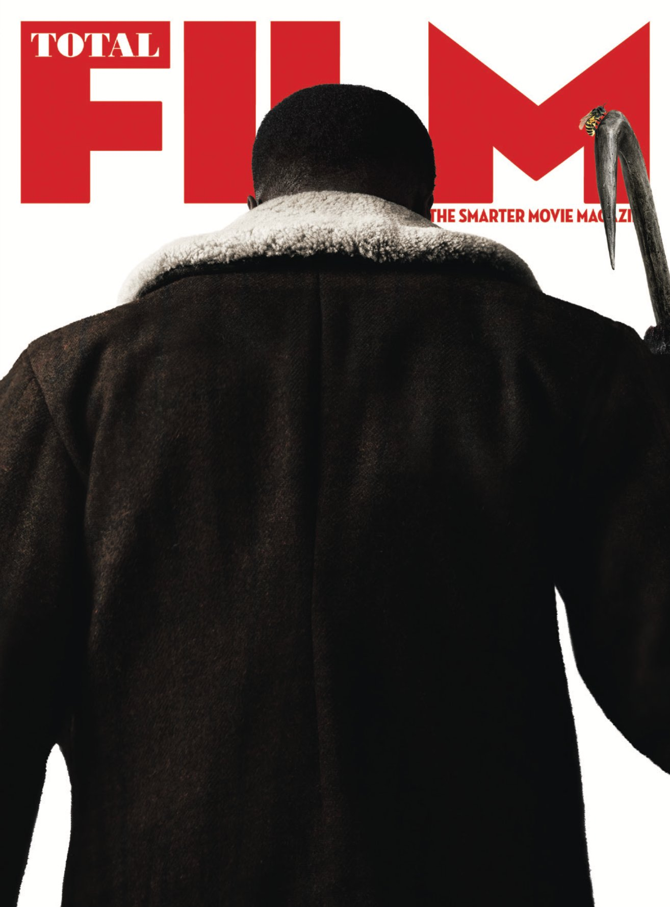 Total Film Candyman 2020 Back Cover
