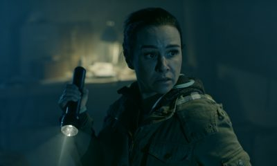 [Trailer] 'Halloween' Icon Danielle Harris Hunts An Axe-Wielding Manic in 'Redwood Massacre: Annihilation'