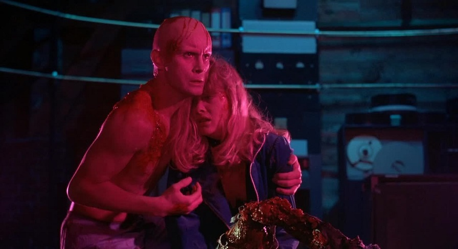 From Beyond 1986 Jeffrey Combs