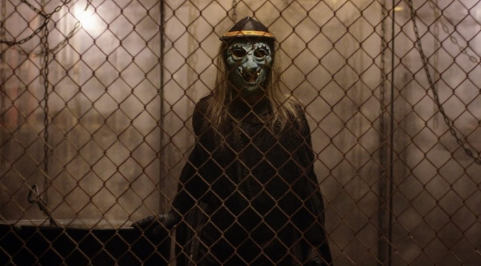 Haunt 2019 Witch Mask