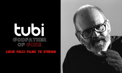 Lucio Fulci 'Godfather of Gore' Films to Stream on Tubi TV